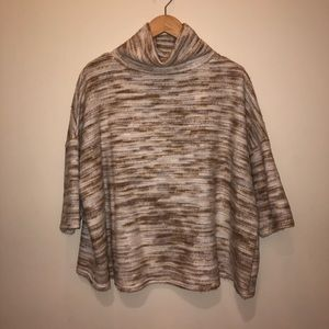 Silence + Noise turtle neck sweater